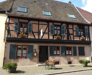 Notre maison alsacienne au coeur de Kienztheim
