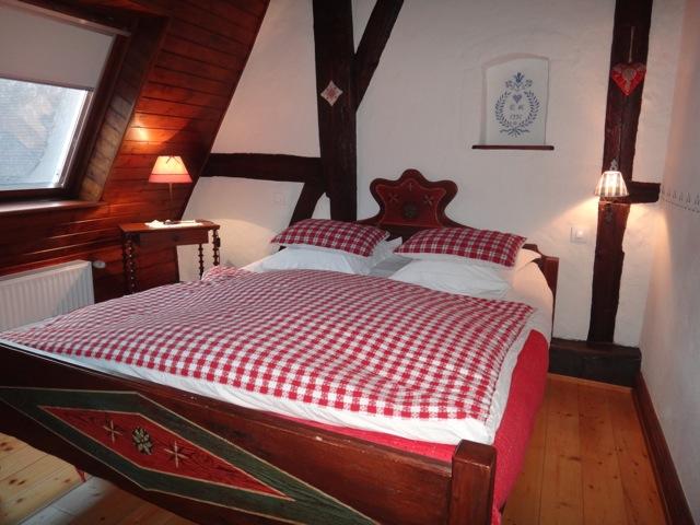 la chambre d'hôtes du grenier (2 pers.) - gîtes alsaciens sur la