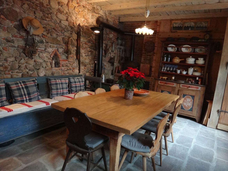 G tes et chambres d 39 h tes dans une maison traditionnelle for Au gite de la maison hote